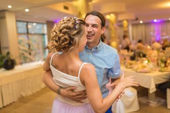 Dúfam že budúci rok tancujeme na ich svadbe :)