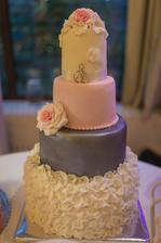 Svadobná tortička :)