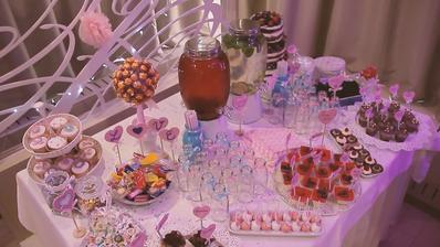 Candy Bar - moje veľdielo :D :D :D