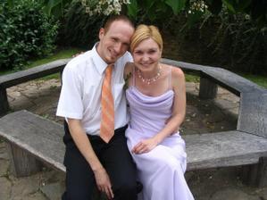 sestra s manželem