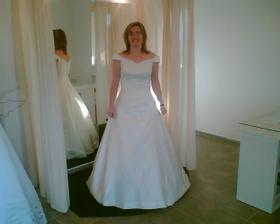 finální šaty