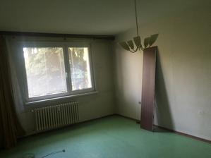 , obývačka, milujem tie stromy :)