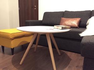 Nový stolík nám prišiel teším sa 👌🏻😍☺️