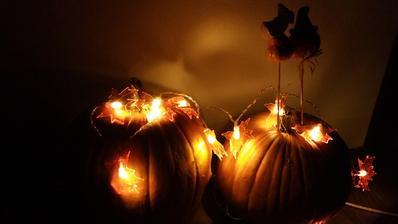Tak trošku halloweenskej atmoške 🎃✨