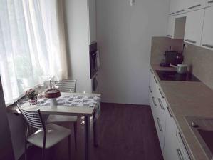 kuchyňa o rok neskôr :)
