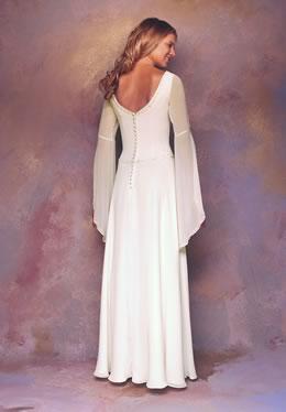 Michal a Barbora : Príprava na našu elfskú svadbu - moje vysnívané šaty