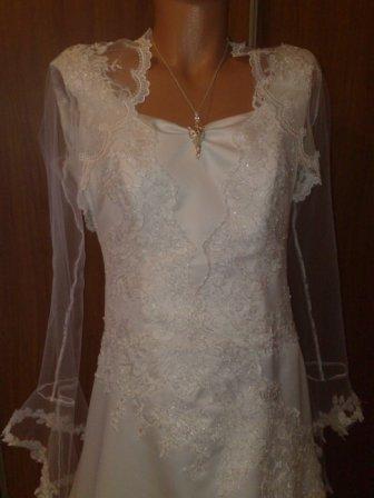 Michal a Barbora : Príprava na našu elfskú svadbu - detail aj s náhrdelníkom