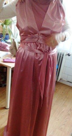 Michal a Barbora : Príprava na našu elfskú svadbu - a ešte raz Aničkine šaty