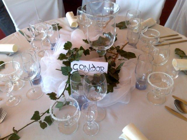 Michal a Barbora : Príprava na našu elfskú svadbu - už na stole