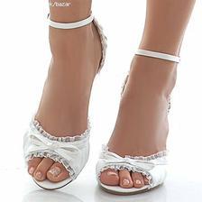 a takto vyzerajú na nohe