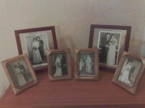 fotky našich rodičov a prarodičov