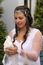 vypúšťanie holubíc