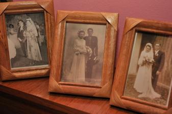 fotky starých rodičov