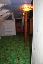 už aj koberec