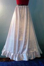 moja spodnička pod svadobné šaty