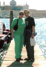predsvadobná cesta Benátky