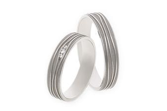 Rýdl - Snubní prsteny - model č. 409/02