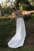 Svadobné šaty 36-38 návrh a design Barbora Fialova, 38
