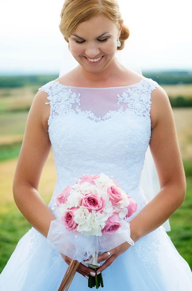 Inspirace... - Svatební šaty Madora