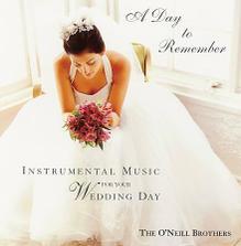 CD se svatebními melodiemi z USA