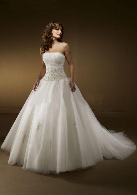 Tak tohle by měly být moje svatební šaty....jen nevím, jestli někdy dorazí :-( - (dodáno) - a šaty dorazily, nevdávám se v pytliiii