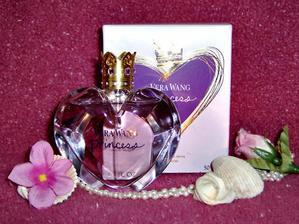 vůně na svatební den (parfém + tělové mléko)