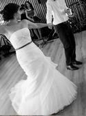 Šmrncové svadobné šaty San Patrick, 38