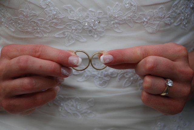 Detaily našej svadby - nechtíky
