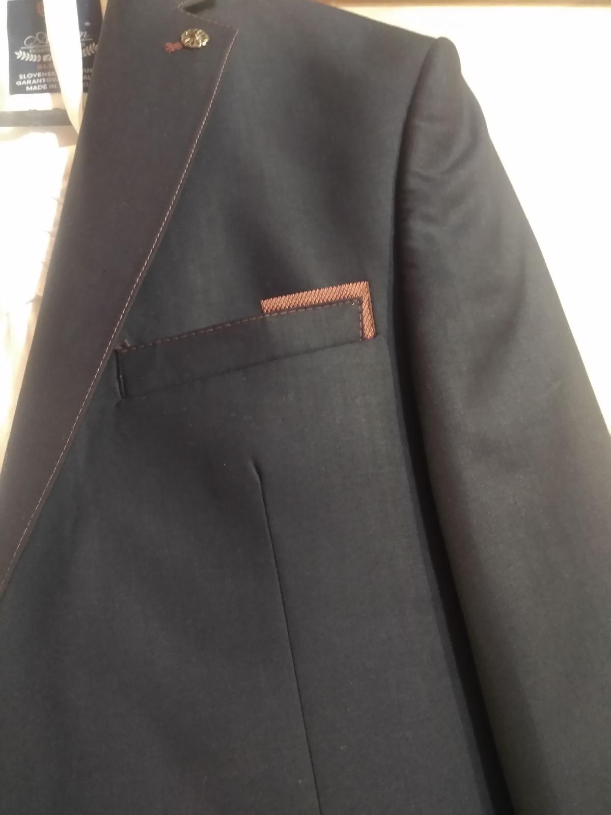 Oblek pre ženícha  - Obrázok č. 2