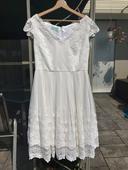 Krátké šaty Miabella, 40