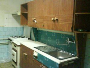 kuchyňa predtým