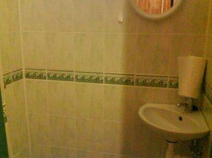 wc (zo špajze)