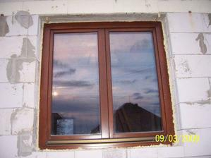 detail na okno