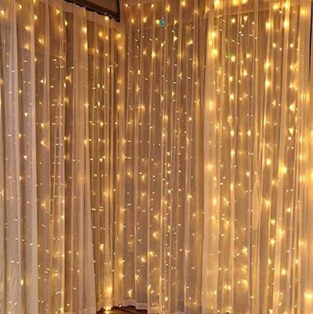 LED svetelný záves - Obrázok č. 1