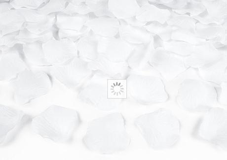 lupene ruží biele 500ks, svetlo ružové 100ks - Obrázok č. 1