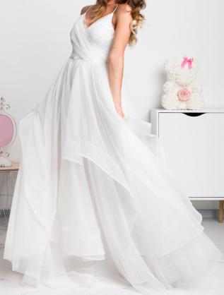 svadobné/popolnočné šaty - Obrázok č. 2