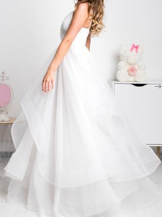 svadobné/popolnočné šaty - Obrázok č. 4