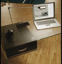 stolek pro notebook