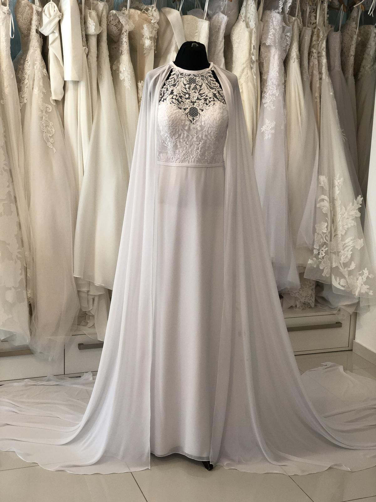predaj svadobné šaty značky Sweetheart by Justin Alexander - Obrázok č. 1