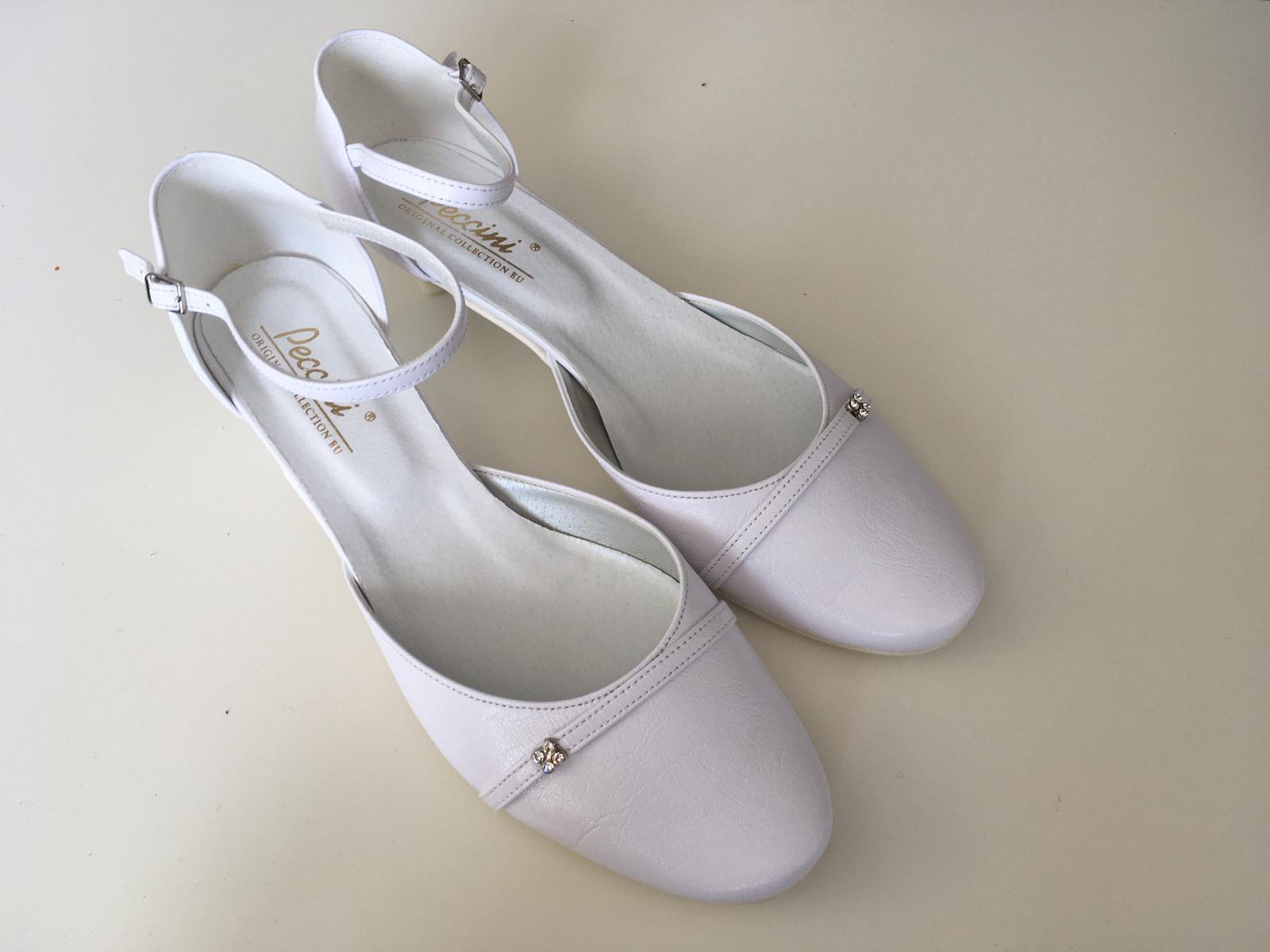 Svatební boty 43 - Obrázek č. 1