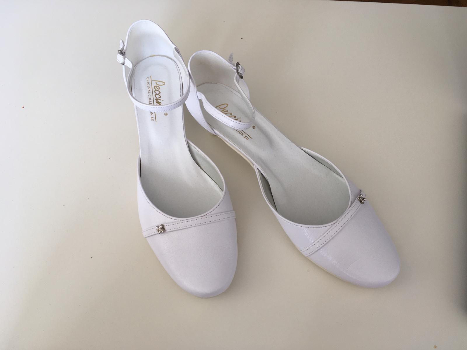 Svatební boty 43 - Obrázek č. 2