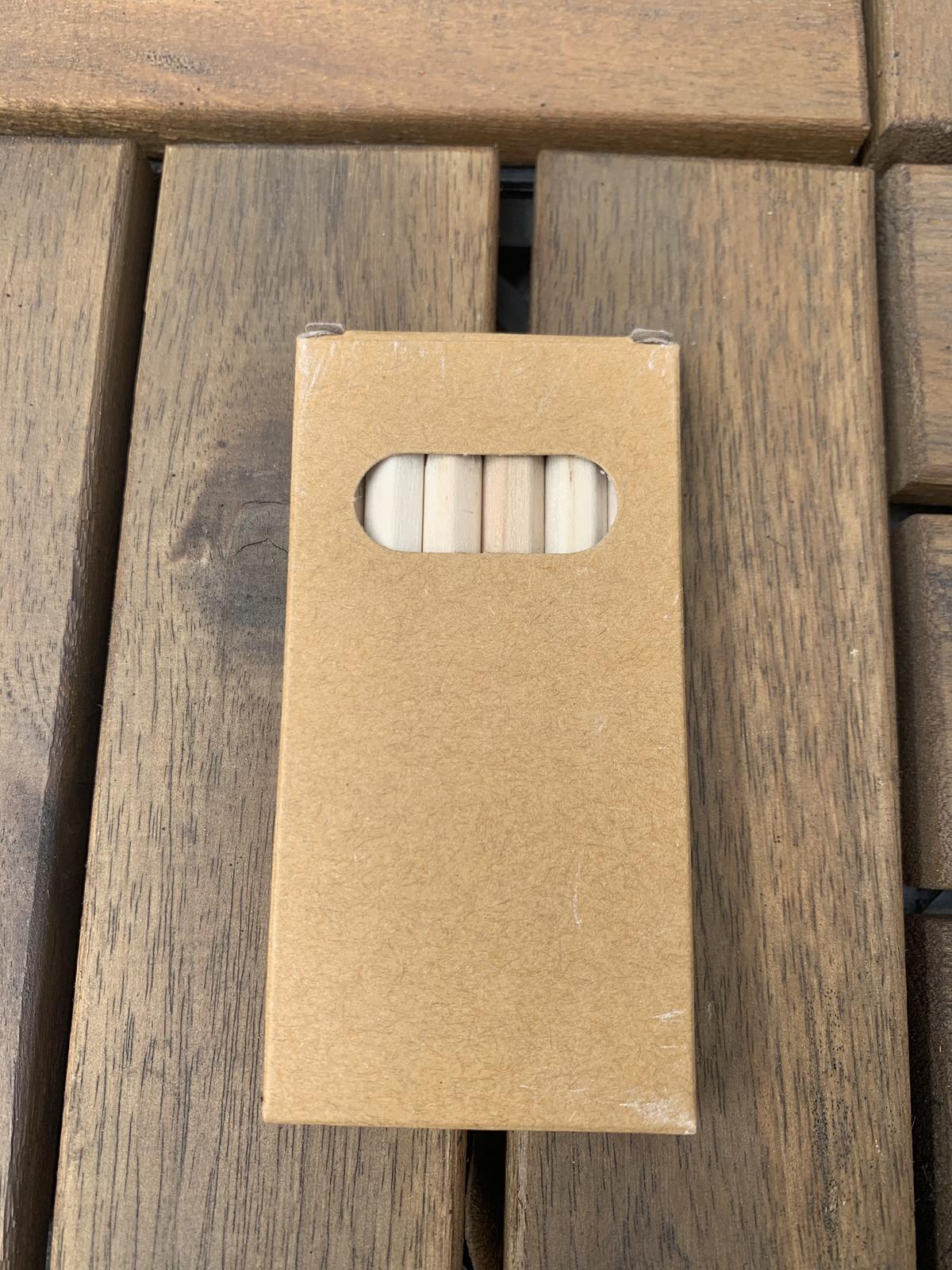 Drevené ceruzky pre deti. - Obrázok č. 1