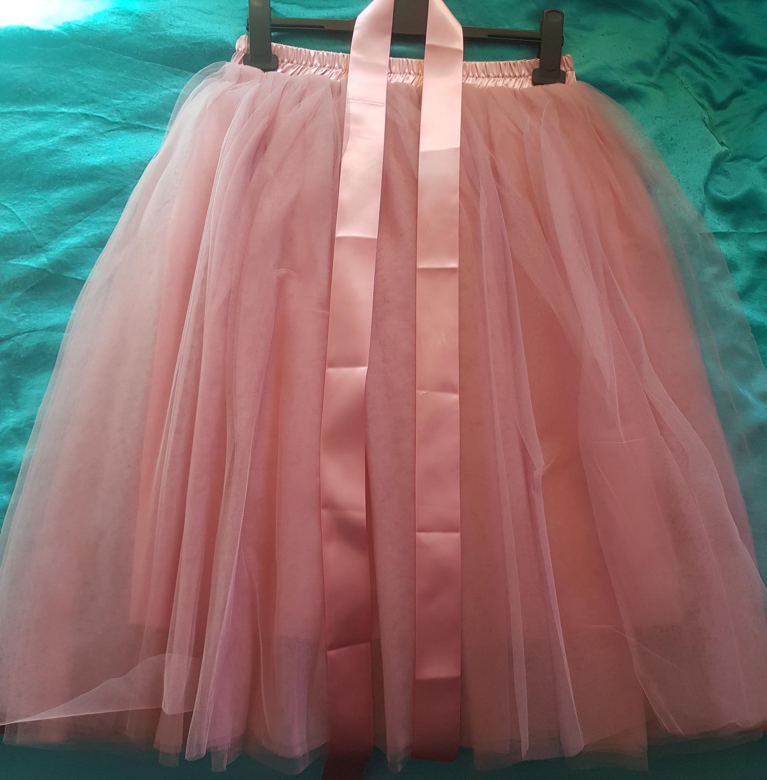 Damska tutu sukňa - Obrázok č. 1