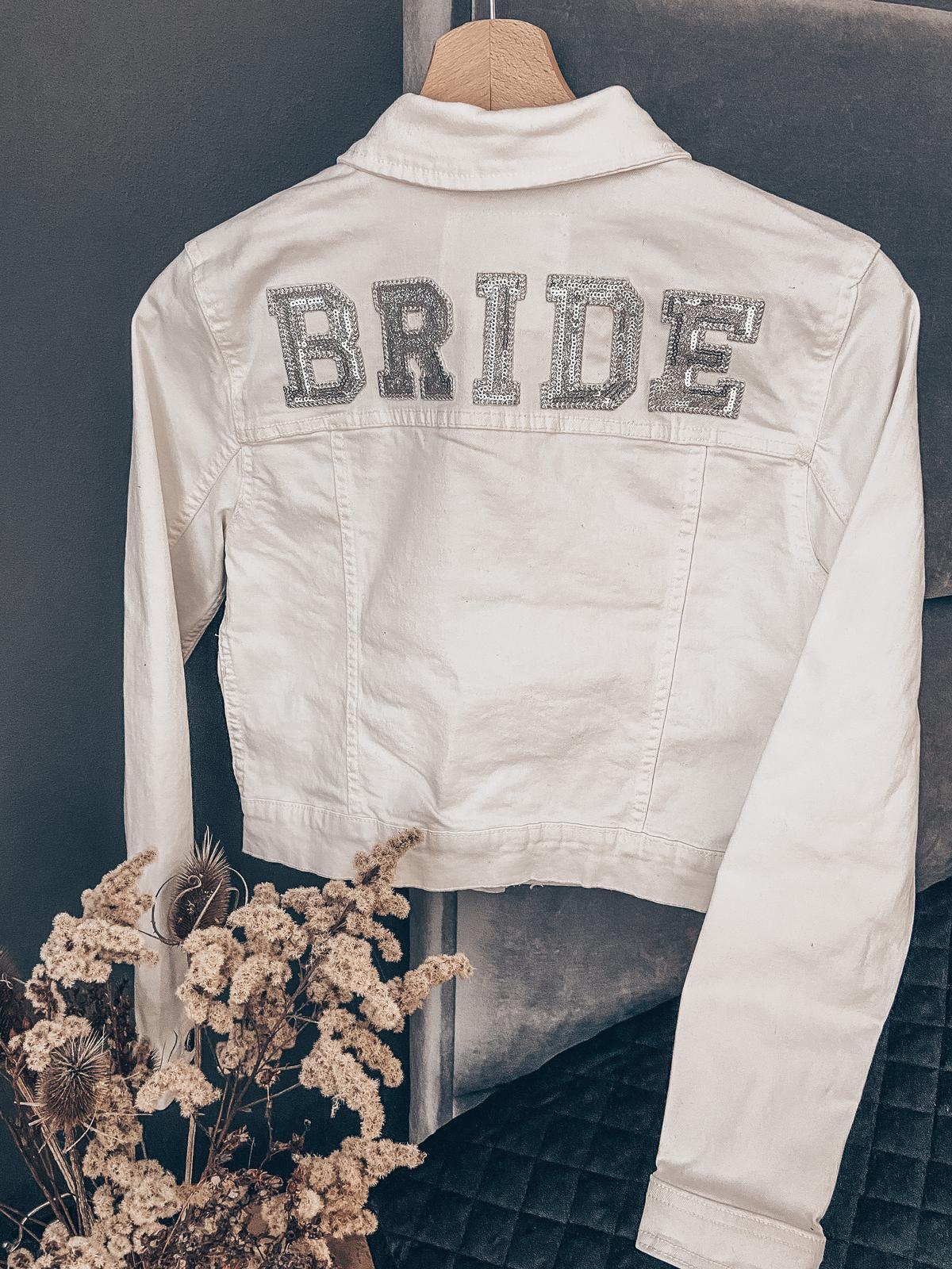 Svadobna riflova bunda Bride - Obrázok č. 1