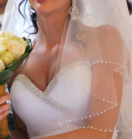 sexi svadobne saty - Obrázok č. 1