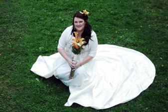 Šťastně vdaná paní...