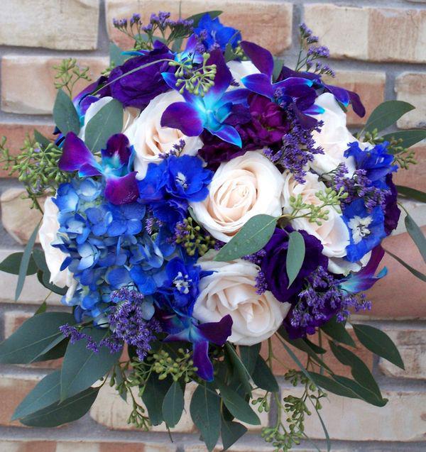 Výběr svatební kytice - Obrázek č. 19