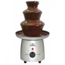 i čokoládová fontánka bude...už je doma...