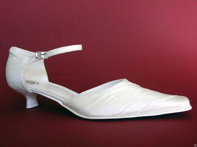 Prípravy na našu svadbu 19.09.2009 - Pekné topánočky