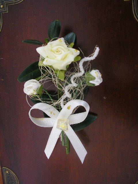 Prípravy na našu svadbu 19.09.2009 - A nakoniec niekoľko svadobných pierok